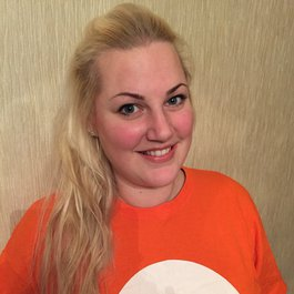 Meningitis Now Community Ambassador Emma Moore