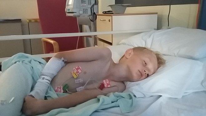 Ethan meningitis case study