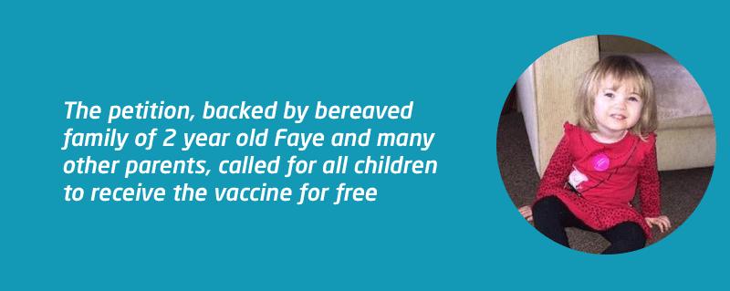 JCVI Petition Decline- Faye
