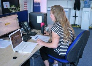 Meningitis Now work experience volunteer Freya - Fight For Now
