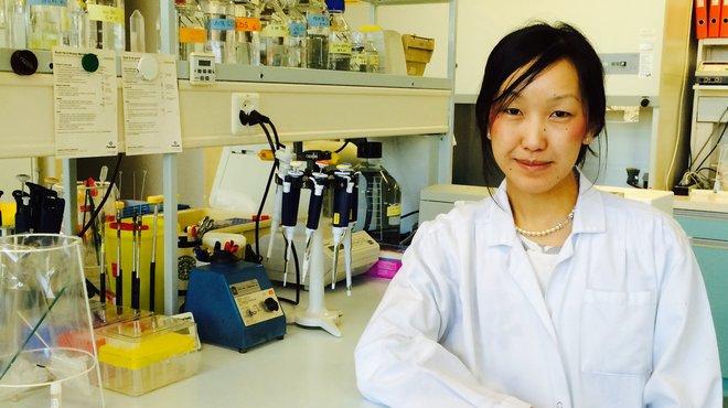 Dr Marie Yang