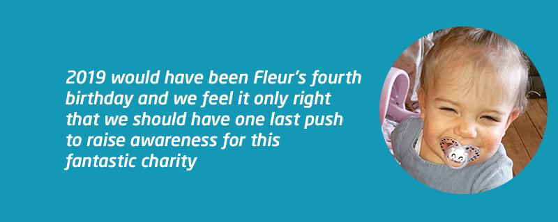 Fundraising for Fleur