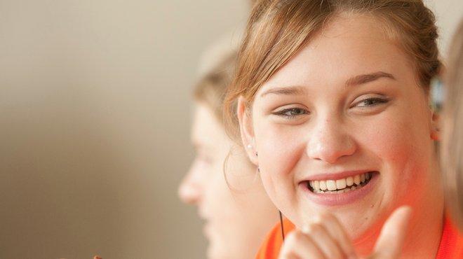 Meningitis Now Young Ambassadors - Fundraising school