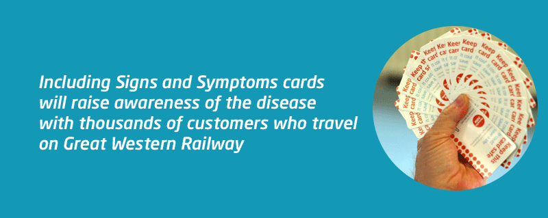 GWR Signs and Symptons card
