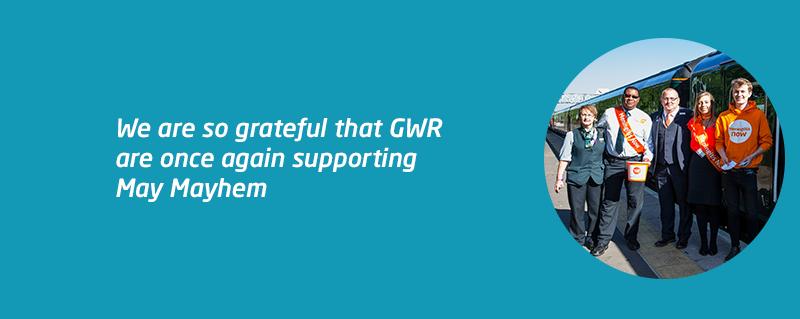 GWR May Mayhem