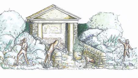 Meningitis Now 30th Anniversary Chelsea garden design