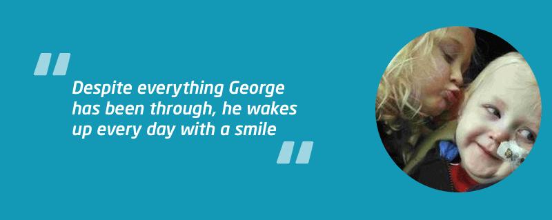 George P