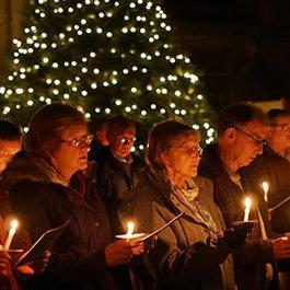 Meningitis Now Gloucester Christmas Carol Concert 2018