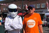 Meningitis Now Community Ambassador volunteer Graeme Burridge
