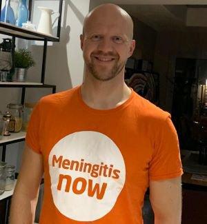 Meningitis Now supporters fundraising for Kilimanjaro climb