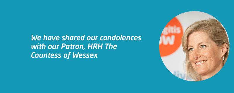 Statement from Meningitis Now on the death of HRH The Duke of Edinburgh
