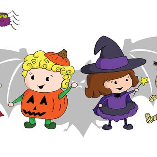 Meningitis Now Halloween fundraising events