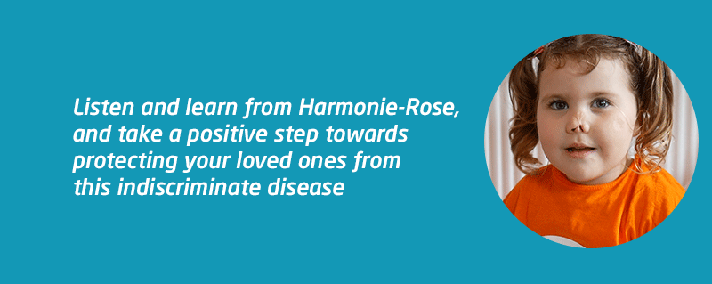 Harmonie-Rose WMD Day