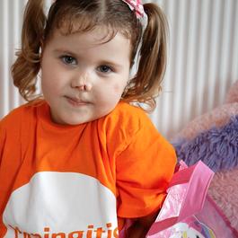 Harmonie-Rose World Meningitis Day blog