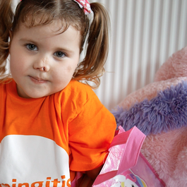 Harmonie-Rose World Meningitis Day blog