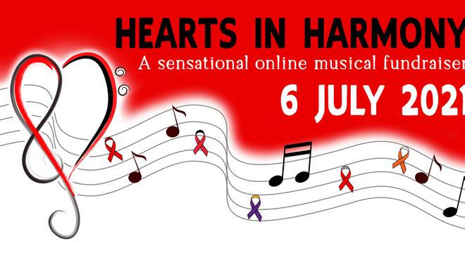 Hearts in Harmony fundraising concert for Meningitis Now