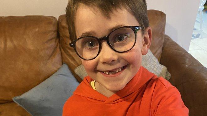 Henry raises money for Meningitis Now to help poorly children