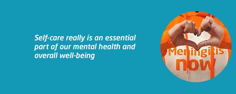 Meningitis Now supporting mental health