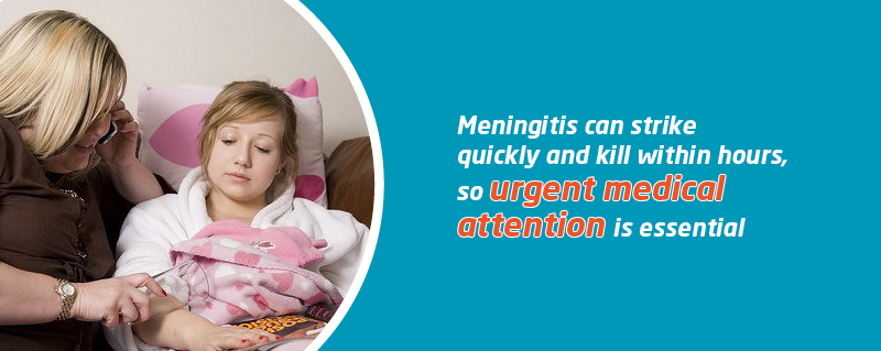 is meningitis contagious in babies