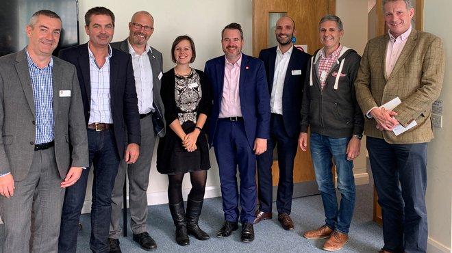 Meningitis Now AGM, Trustees and CEO