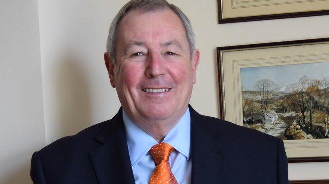 Meningitis Now Community Ambassador Ian Watkinson