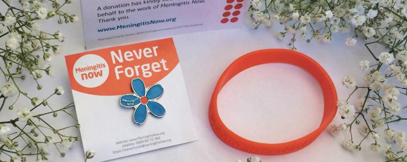 Meningitis Now In Celebration fundraising LB - Materials