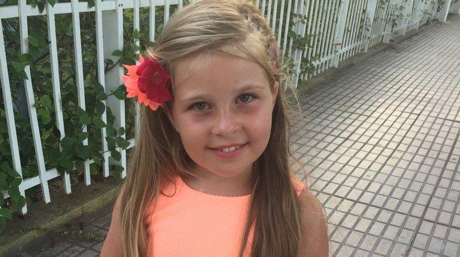 Isabelle K meningococcal bacterial meningitis case study