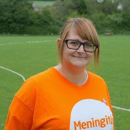 Meningitis Now staff - Isobel Hardy