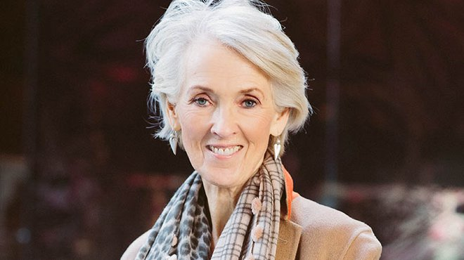Meningitis Now Celebrity Patron Joanna Trollope awarded CBE