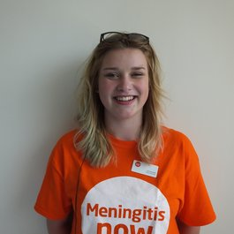 Meningitis Now Young Ambassador Jasmine