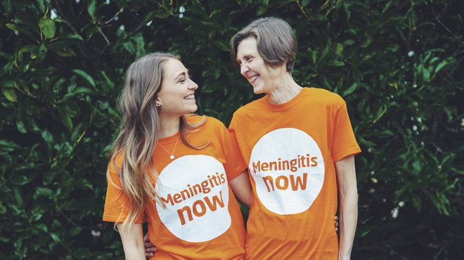 Jessie takes on London 10,000 for Meningitis Now blog