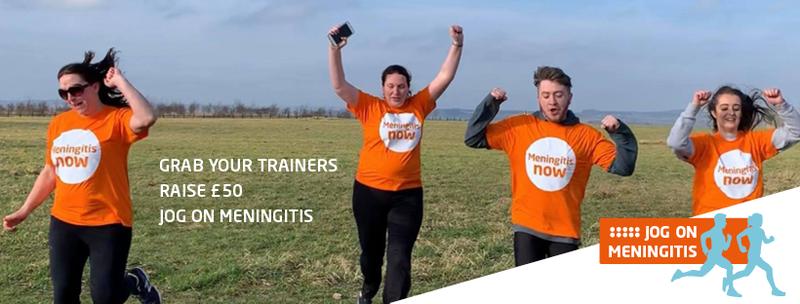 Jog On Meningitis cover 2019