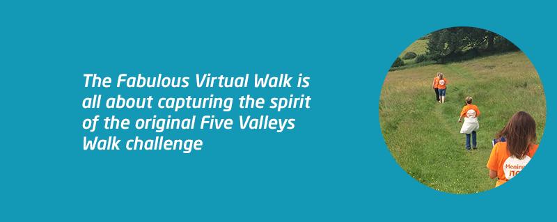 Join Meningitis Now for a Fabulous Virtual Walk
