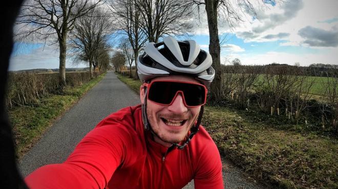 Josh's extreme cycling challenge for Meningitis Now