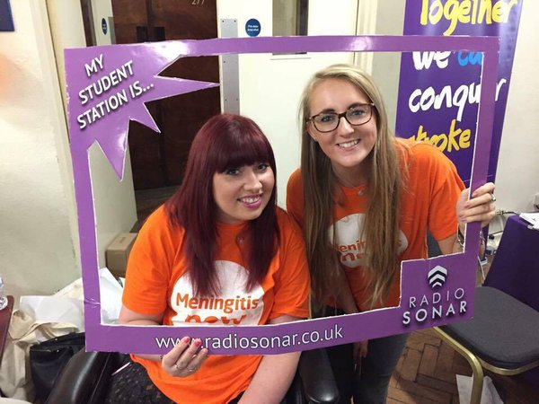 Meningitis Now Young Ambassador Jemma - Student awareness