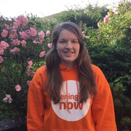 Meningitis Now Young Ambassador Kiera