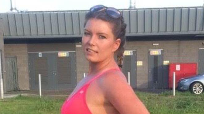 Kirsty - running in memory of Tyffany for Meningitis Now