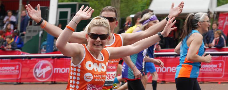 Meningitis Now fundraising event London Marathon 2021 - generic LB 3