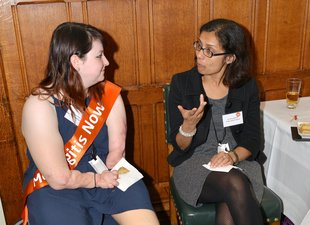 Meningitis Now Parliamentary Reception 2016 - Young Ambassadors