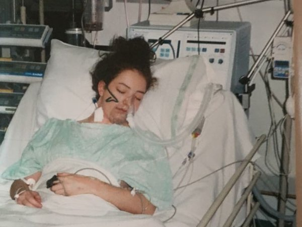 Laura C bacterial meningitis case study
