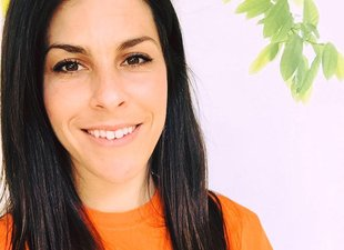 Meningitis Now staff member Laura Williams