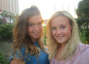 Ellie loses best friend Lauren to meningitis and septicaemia - Fight for Now