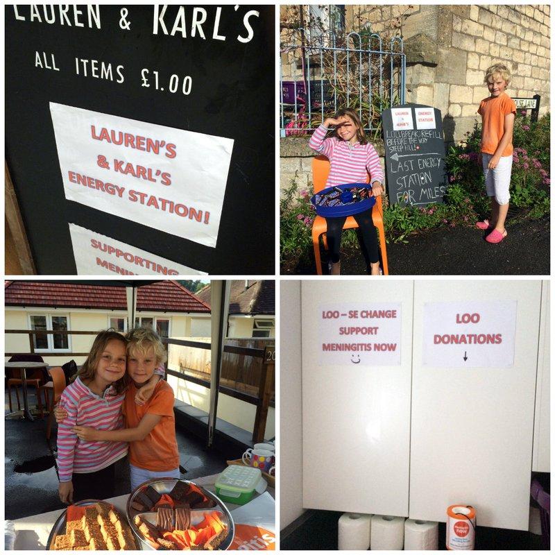 Lauren and Karl's Energy Station
