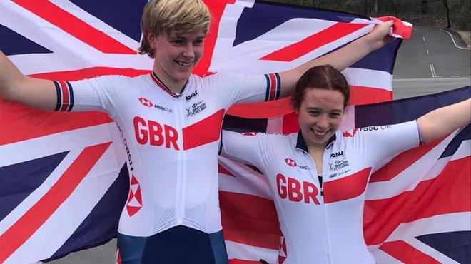 Meningitis survivor Lauren Booth wins six gold medals