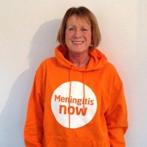 Meningitis Now Community Ambassador Lesley Leaver