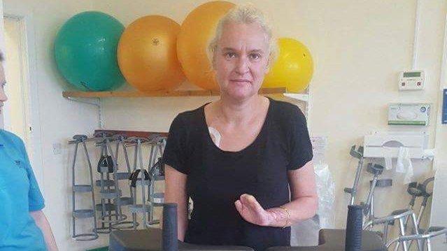 Amputee Linsay bacterial meningitis case study