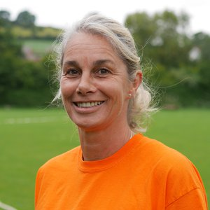 Meningitis Now staff member Lisa Ellis
