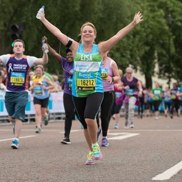 Meningitis Now fundraising event - London 10,000