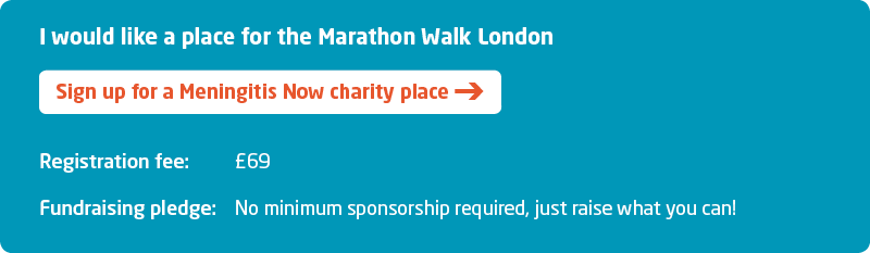 London Marathon Walk Full Sign up