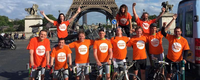 London to Paris Bike Ride LB